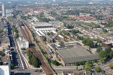 Spoorzone Tilburg